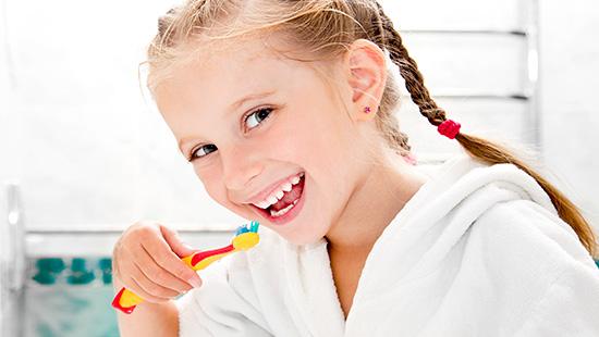 Pedodontie - Dentitia copiilor